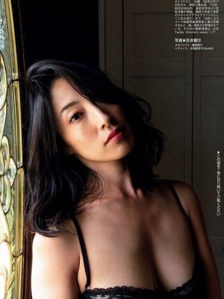佐藤寛子 画像006