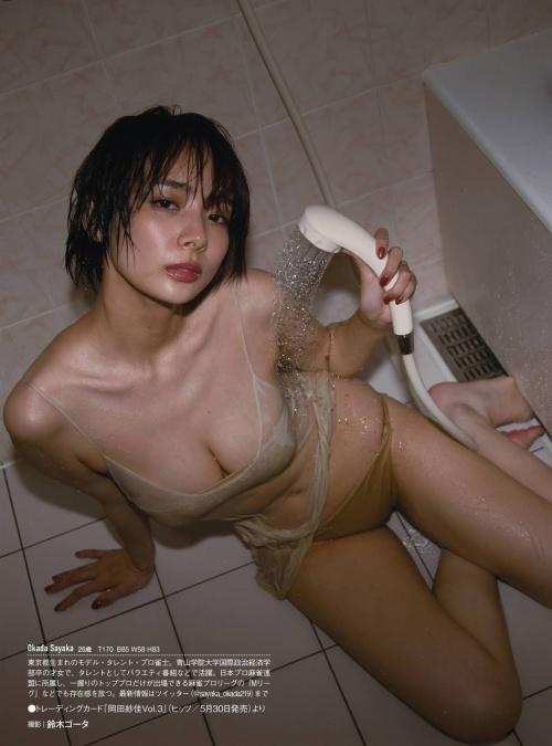岡田紗佳画像003