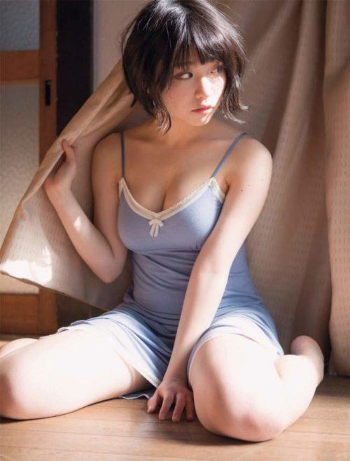 根本凪 画像053