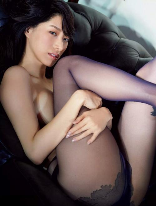 染谷有香 画像035