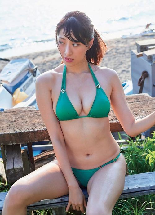 染谷有香 画像038