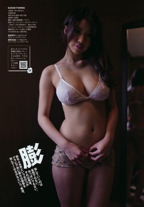 鈴木ふみ奈画像138