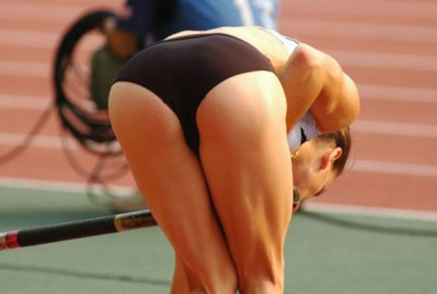 女子陸上選手 エロ画像