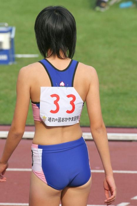 女子陸上選手画像008