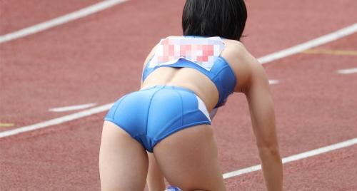 女子陸上選手画像014
