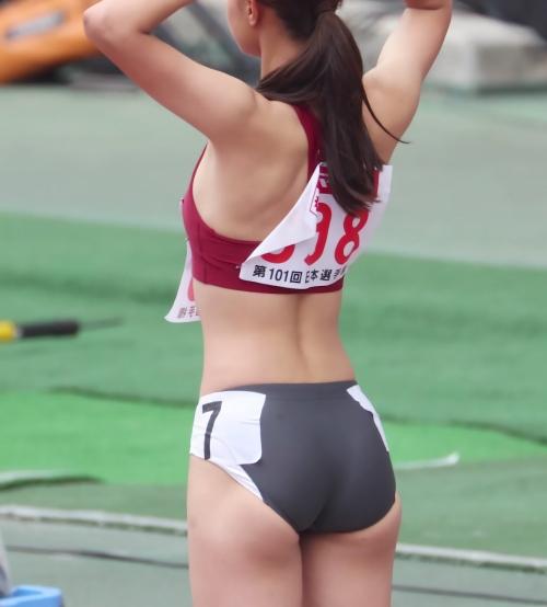 女子陸上選手画像018