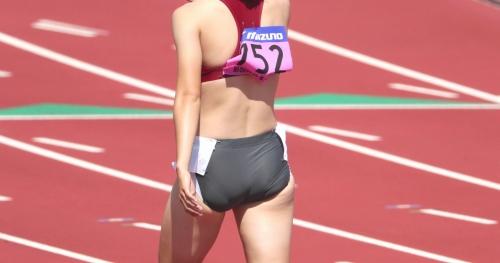 女子陸上選手画像020