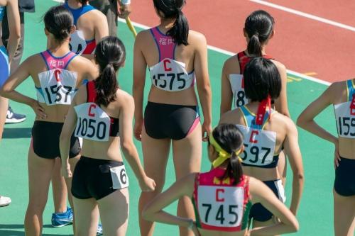 女子陸上選手 画像0249