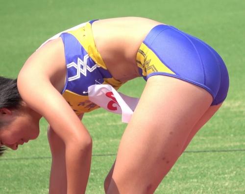 女子陸上選手 画像0257