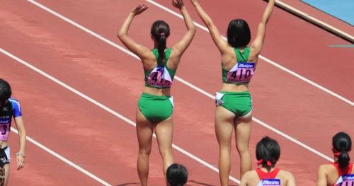 女子陸上選手画像026