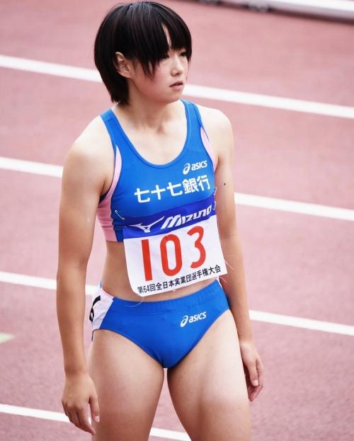 女子陸上選手 画像0264