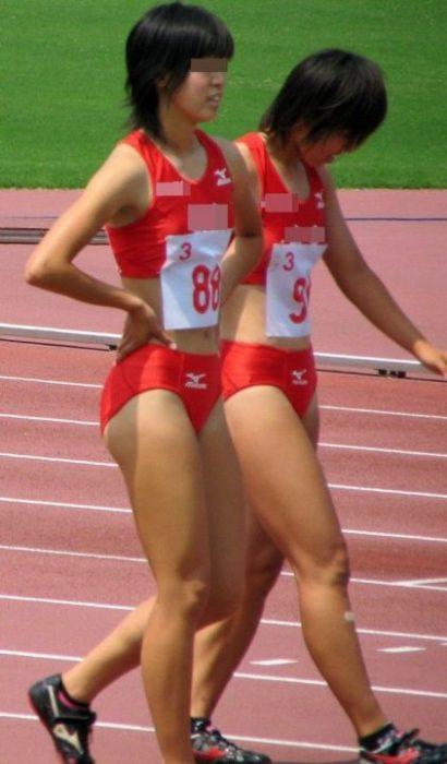 女子陸上選手画像040
