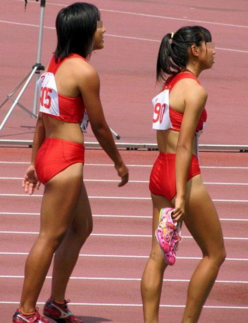 女子陸上選手画像042