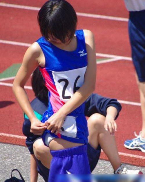 女子陸上選手画像052