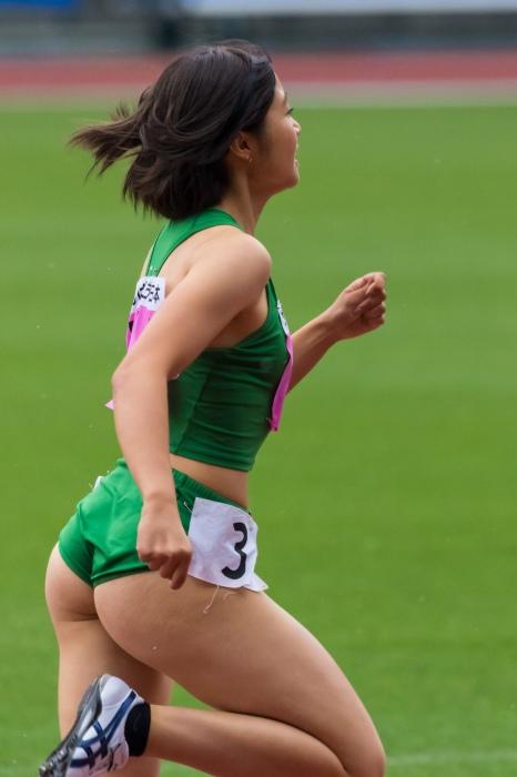 女子陸上選手画像055