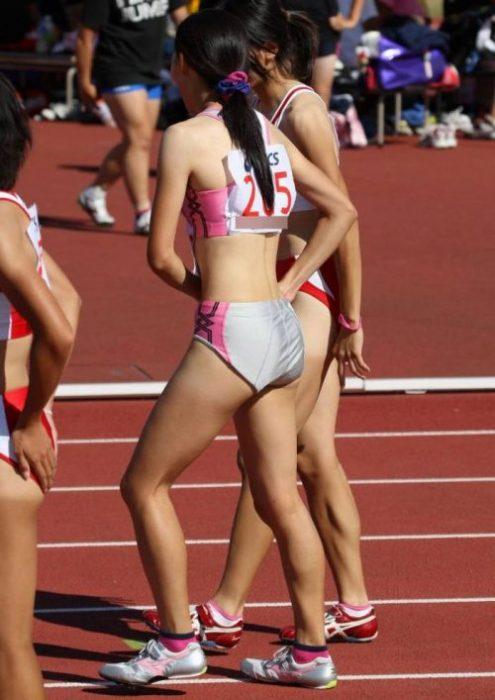 女子陸上選手画像057