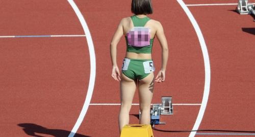 女子陸上選手画像062
