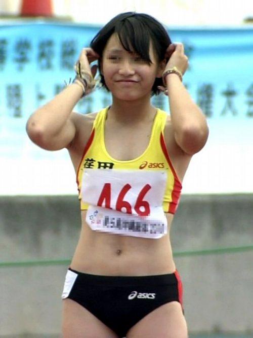 女子陸上選手画像072