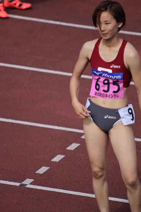 女子陸上選手画像073