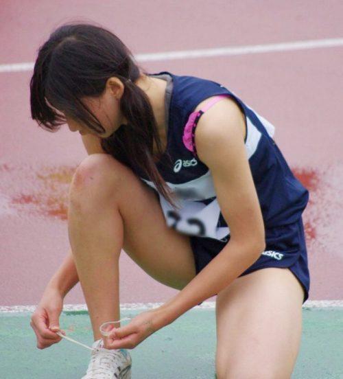 女子陸上選手画像078