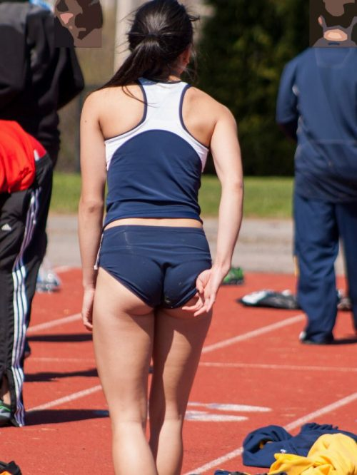 女子陸上選手画像080
