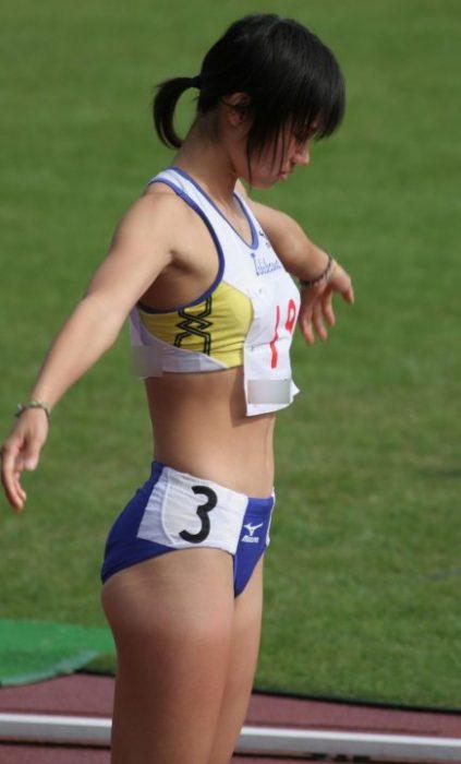 女子陸上選手画像095