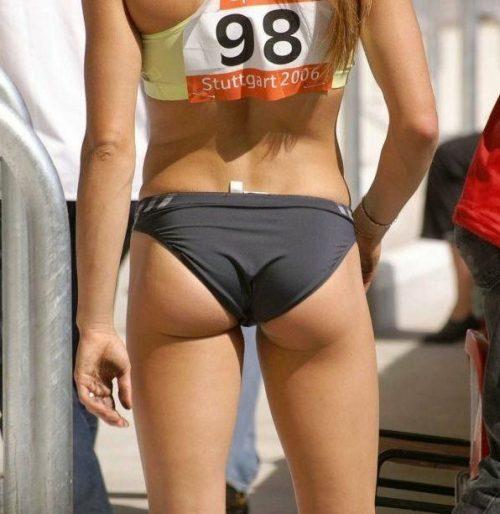 女子陸上選手 画像117