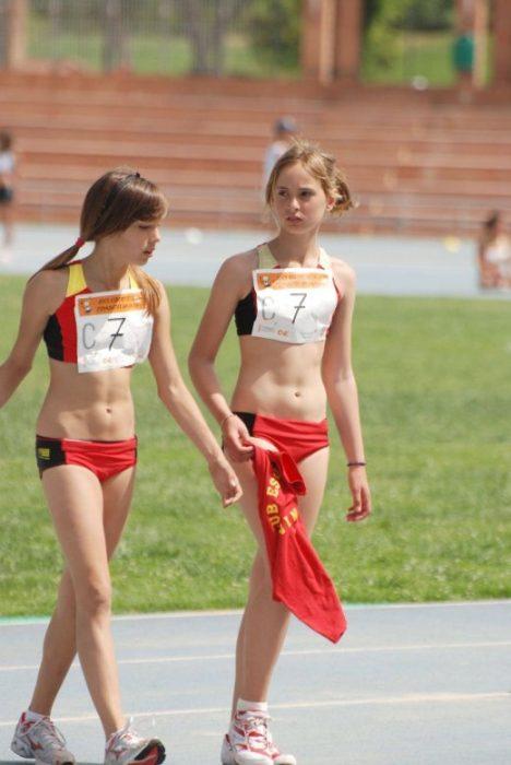 女子陸上選手 画像135