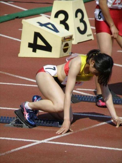 女子陸上選手 画像142