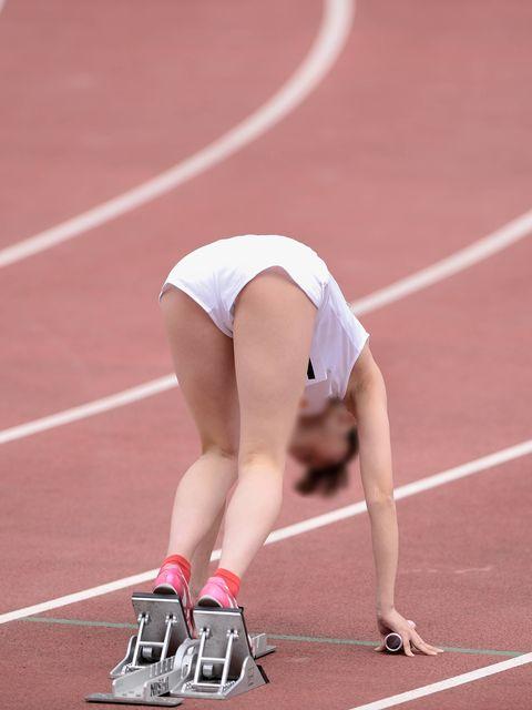 女子陸上選手 画像143