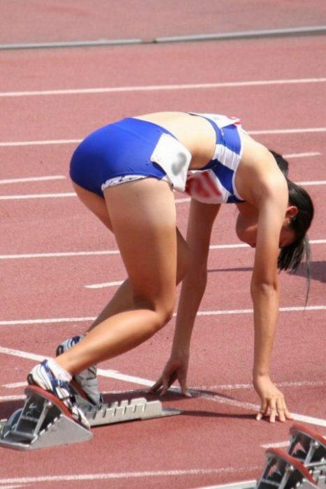 女子陸上選手 画像153