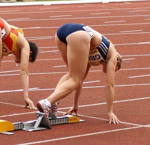 女子陸上選手 画像163
