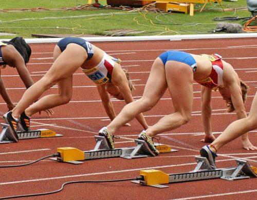 女子陸上選手 画像164