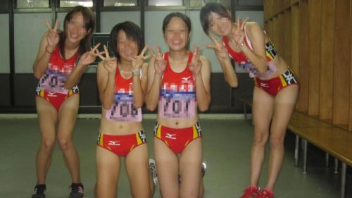 女子陸上選手 画像172