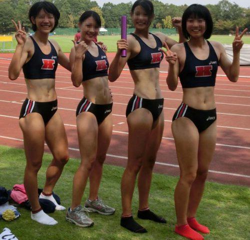 女子陸上選手 画像176