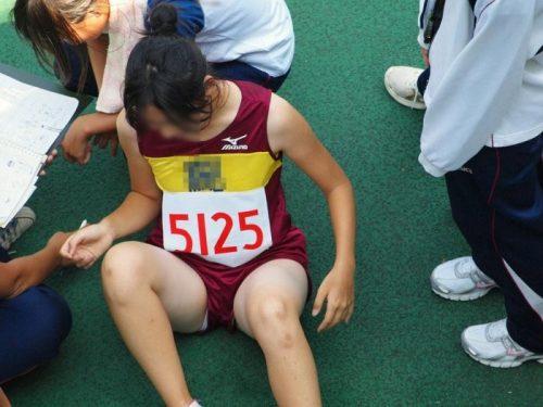 女子陸上選手 画像185