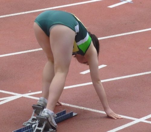 女子陸上選手 画像189