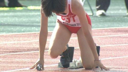 女子陸上選手 画像193