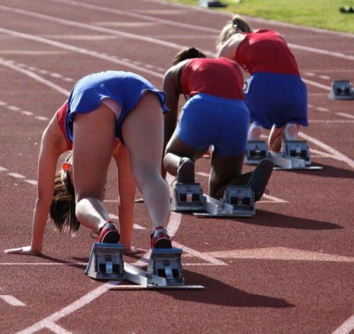 女子陸上選手 画像203