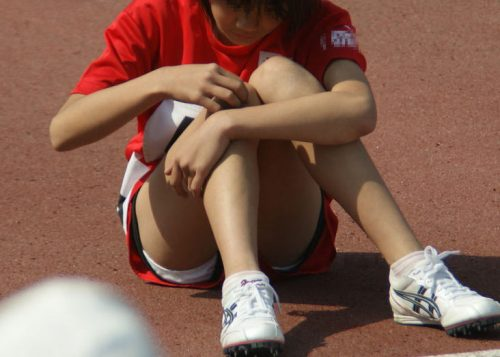 女子陸上選手 画像210