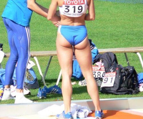 女子陸上選手 画像234