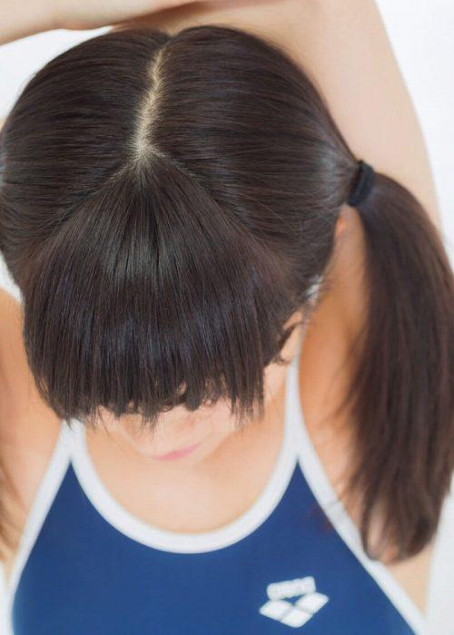 黒髪女子 エロ画像099