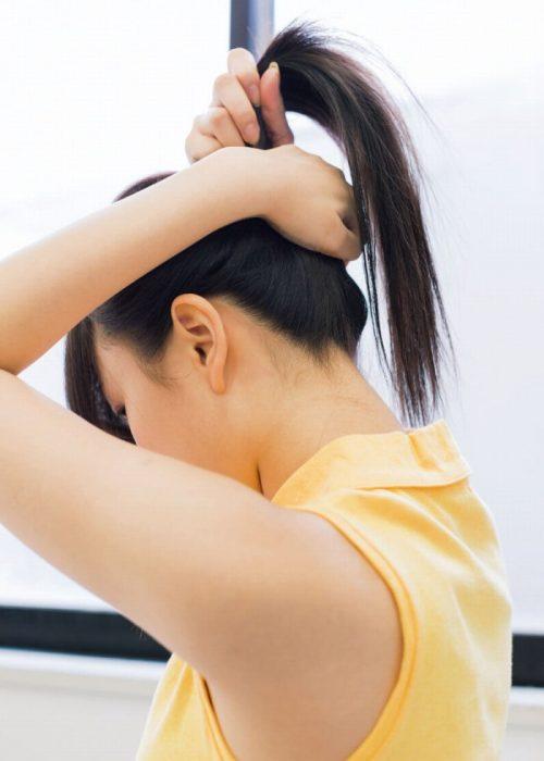 黒髪女子エロ画像114