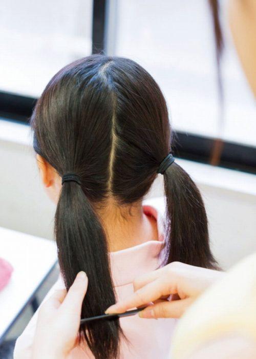 黒髪女子エロ画像115