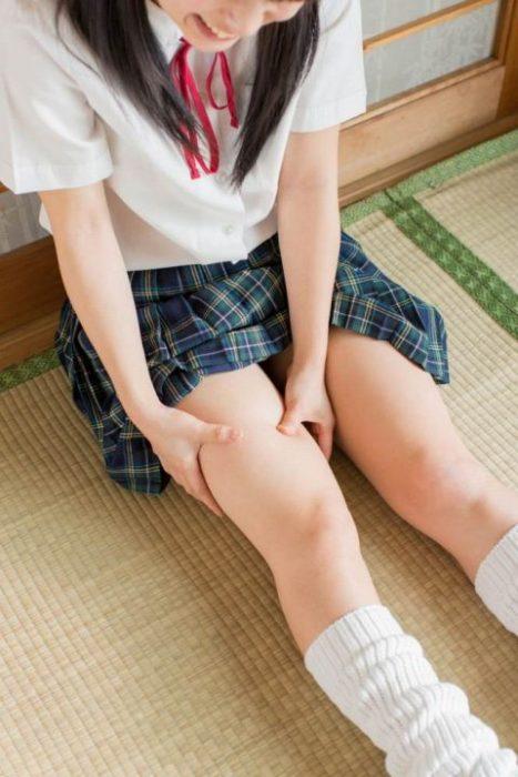 黒髪女子エロ画像122