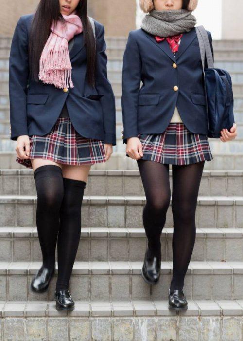 黒髪女子エロ画像137