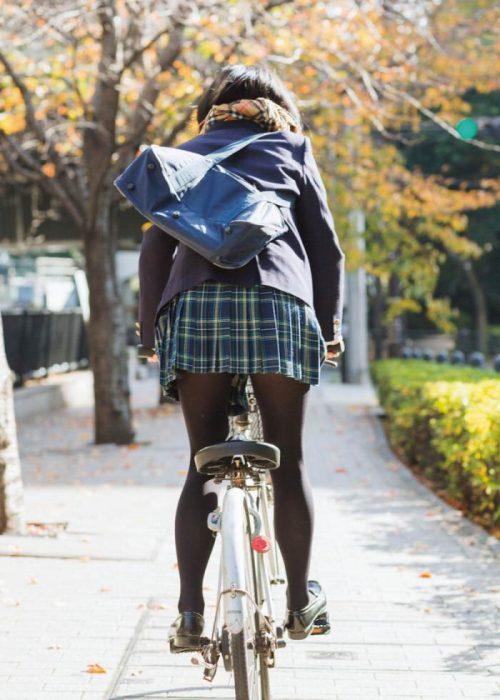 黒髪女子エロ画像168