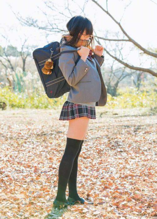 黒髪女子エロ画像172