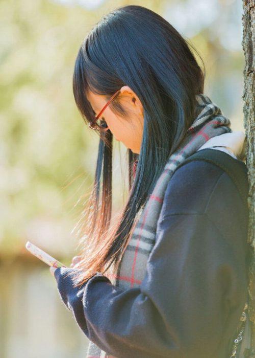 黒髪女子エロ画像173