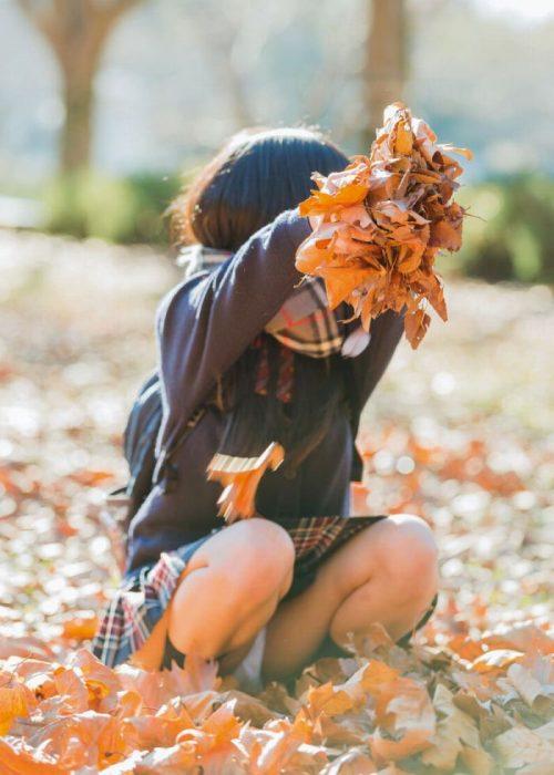 黒髪女子エロ画像177